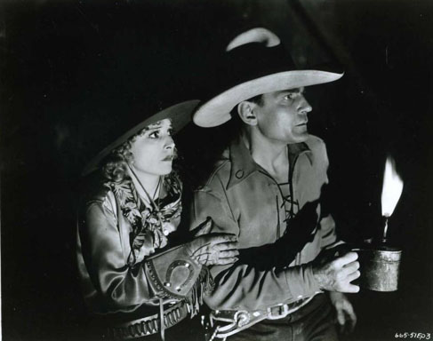 Buck Jones--Gordon of Ghost City 2