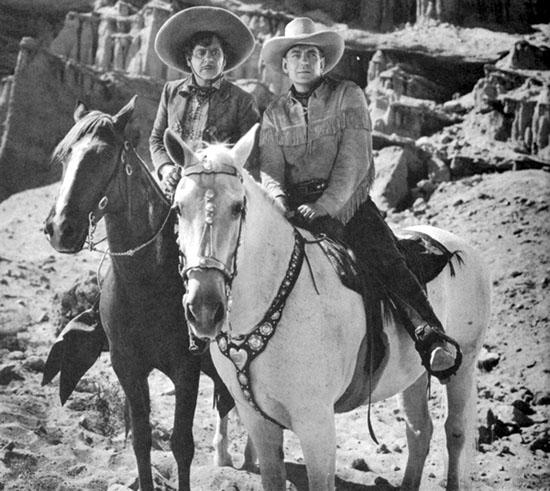 Buck Jones--new Riders of Death Valley