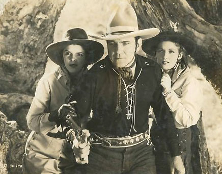 Buck Jones--the Phantom Rider 2