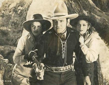 Buck Jones--the Phantom Rider 2