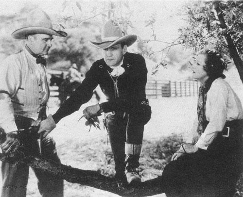 Buck Jones--the Roaring West