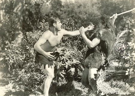 Buster Crabbe--King of the Congo