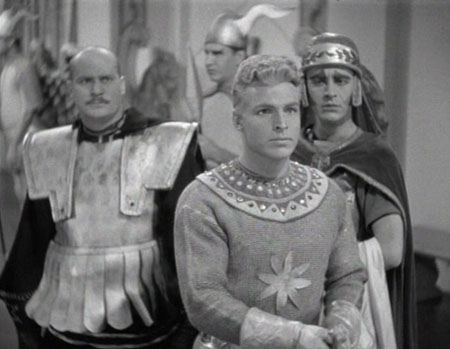 Buster Crabbe--new Flash Gordon 2
