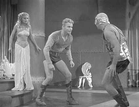 Buster Crabbe--New Flash Gordon