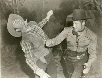 Clayton Moore--Ghost of Zorro