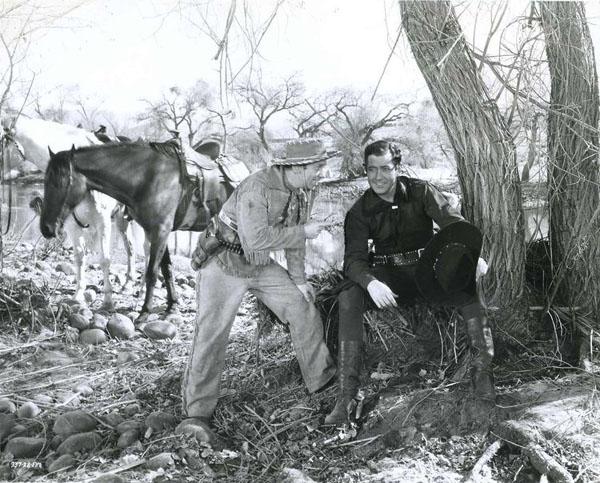 Johnny Mack Brown--Oregon Trail
