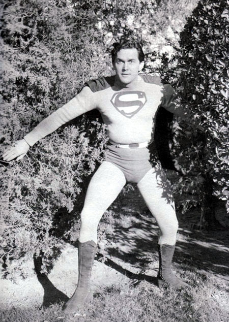 Kirk Alyn--Superman final