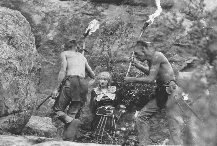 Lucile Browne--Last of the Mohicans 1