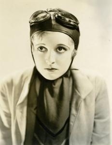 Lucile Browne portrait