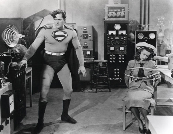 Noel Neill--and Superman