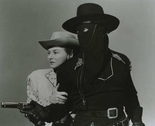 Pamela Blake Ghost of Zorro