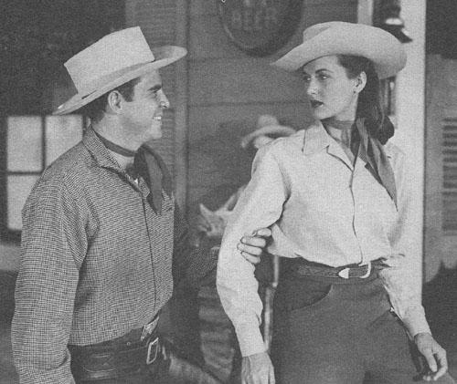 Peggy Stewart--Tex Granger 1