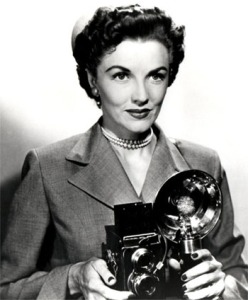 Phyllis Coates as Lois Lane