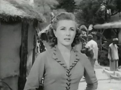 Phyllis Coates--Panther Girl