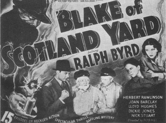 Ralph Byrd--new Blake