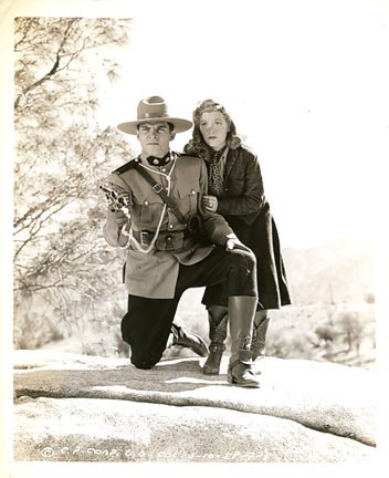 Robert Kellard and Nell O'Day