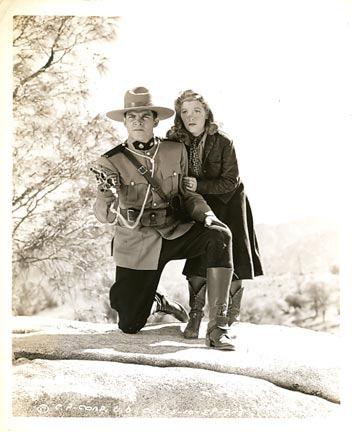 Robert Kellard and Nell O'Day