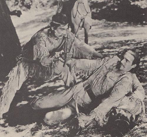 Tom Tyler--Battling with Buffalo Bill 1