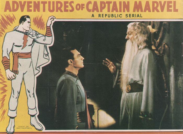 Tom Tyler--Captain Marvel