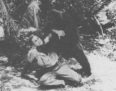 Tom Tyler--Jungle Mystery 1
