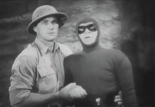 Tom Tyler--The Phantom