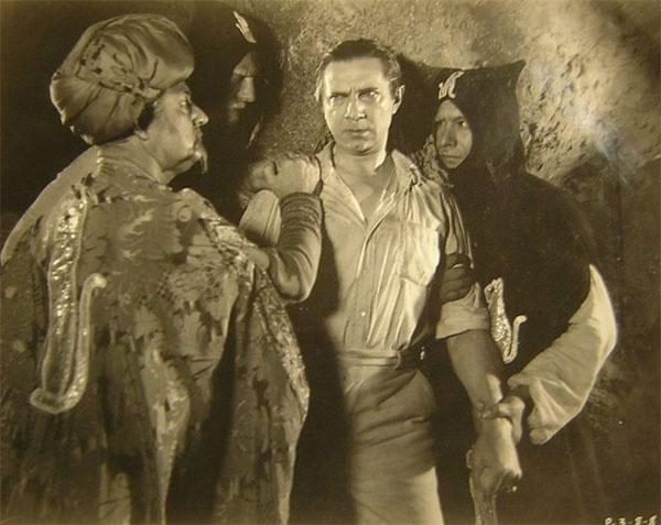 Bela Lugosi--Chandu 2