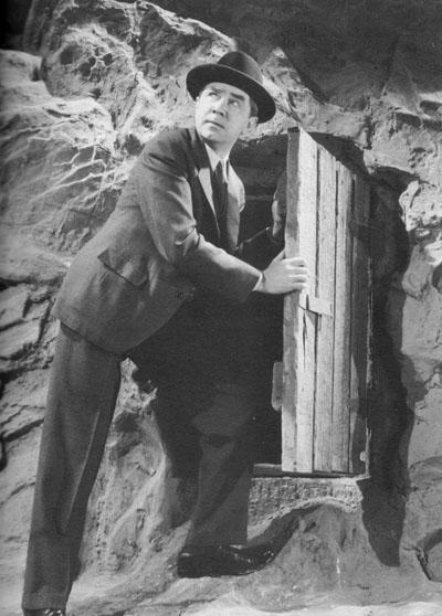 Bela Lugosi final portrait