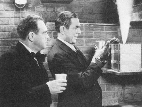 Bela Lugosi--Phantom Creeps