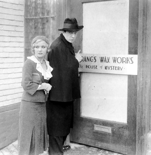 Bela Lugosi--The Whispering Shadow