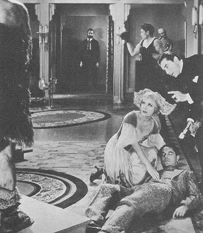 Bela Lugosi--Whispering Shadow