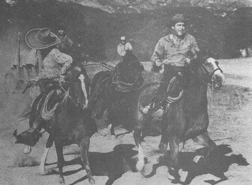 Big Boy Williams--the Riders of Death Valley