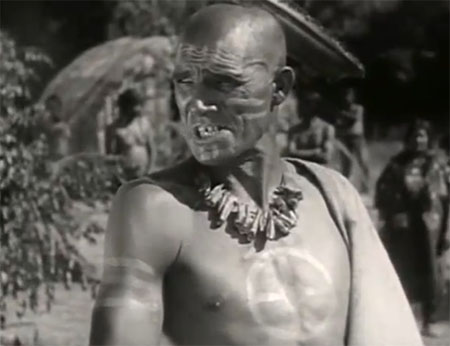 Bob Kortman--Last of the Mohicans 1