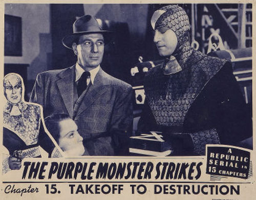 Bud Geary--Purple Monster 2