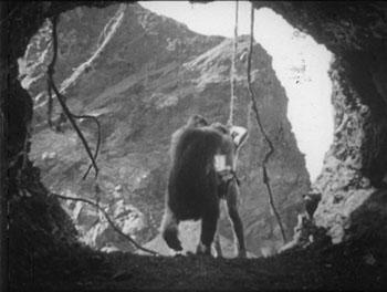 Call of the Savage gorilla attack