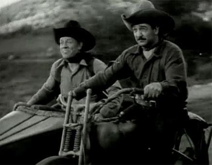 Charles King--Miracle Rider