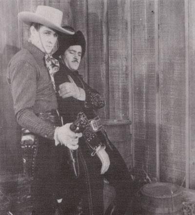 Duncan Renaldo--Lone Ranger Rides Again 2