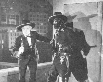 Duncan Renaldo--Zorro Rides Again