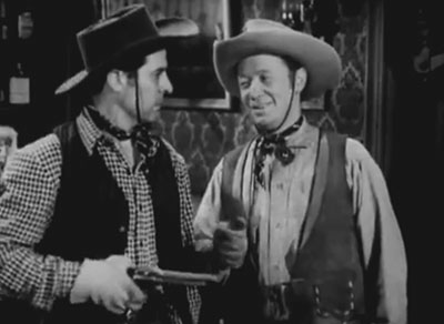 Eddie Acuff--Daredevils of the West 1