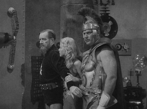 Frank Shannon--Flash Gordon 1