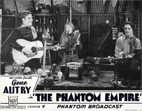 Frankie Darro--Phantom Empire 1