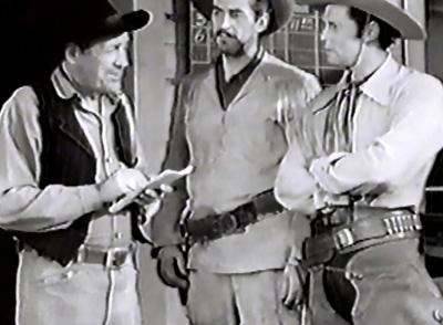 George Chesebro--Adventures of Frank and Jesse James