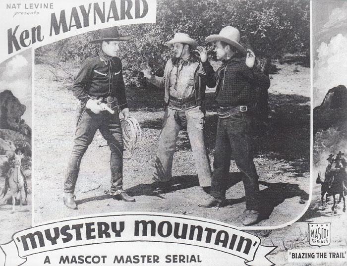 George Chesebro--Mystery Mountain