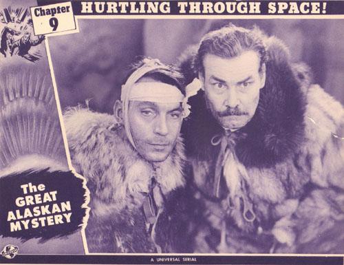 Harry Cording--Alaskan Mystery