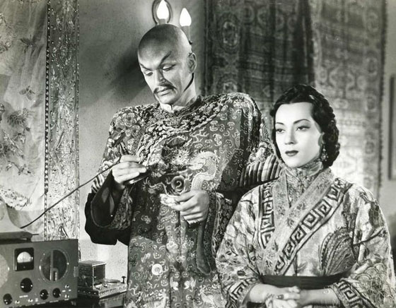 Henry Brandon--Fu Manchu 2