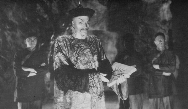 Henry Brandon--Fu Manchu 3