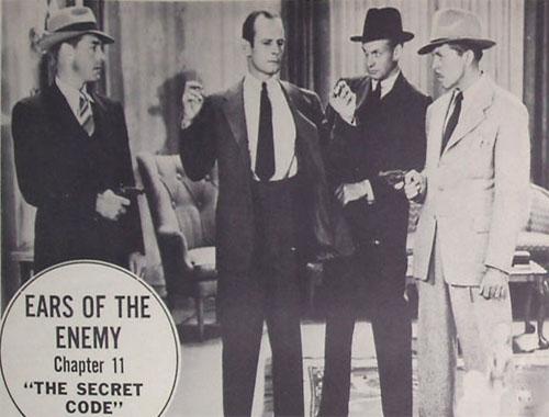Kenne Duncan--Secret Code