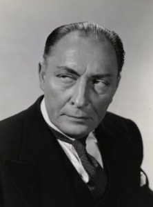 Lionel Atwill as Moriarty
