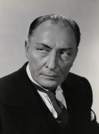 Lionel Atwill | The Files of Jerry Blake