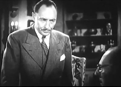 Lionel Atwill in Captain America