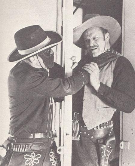 Richard Alexander--Zorro Rides Again 1